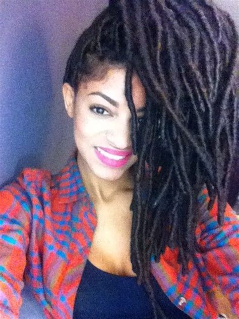 how to wear protective hairstyle on dreads 17 best ideas about loc extensions on pinterest faux