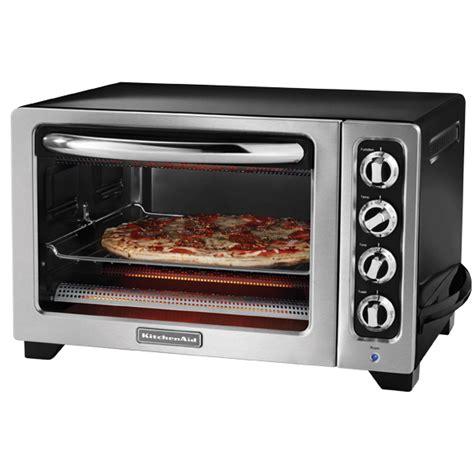 Kitchen Aid Oven by Kitchenaid Countertop Toaster Oven Kco222ob Brandsmart Usa