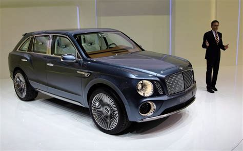 Future Bentley Suv Already Has 2000 Orders The Car Guide