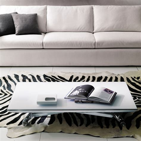 Magic Coffee Table Magic Coffee Table Into Dining Table Home Decorating Trends Homedit
