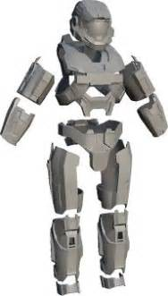Papercraft Costume - the official halo reach pepakura files thread foam