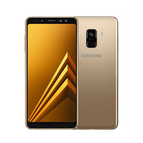 Samsung A8 Warna Gold Samsung Galaxy A8 2018 A530f Ds 64gb 4gb Unlocked