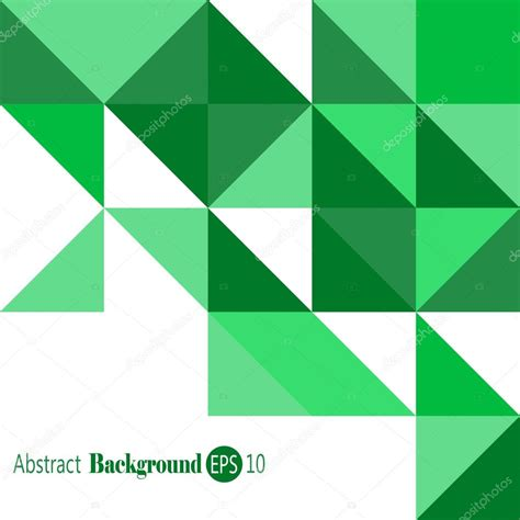 imagenes de triangulos verdes fondo verde abstracto fondo tri 225 ngulo y cuadrado en