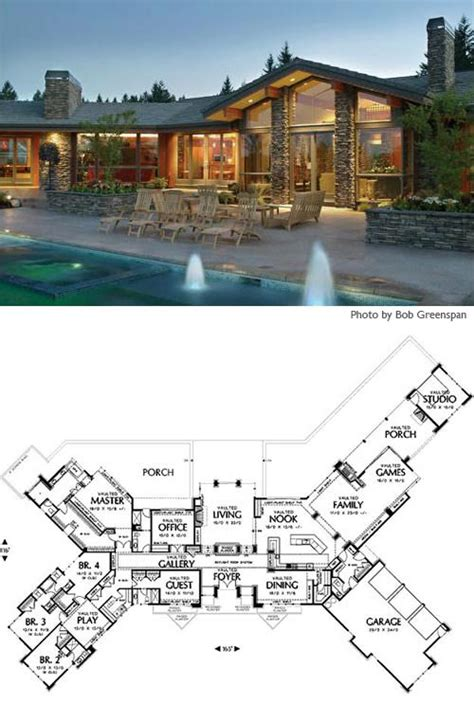 large ranch home plans smalltowndjs com
