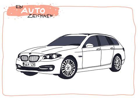 Auto Zeichnung by Ein Auto Zeichnen Fahrzeughits Der Creatipster