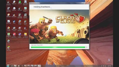 cara menggunakan xmodgame di coc cara instal bluestacks dan main clash of clans coc di