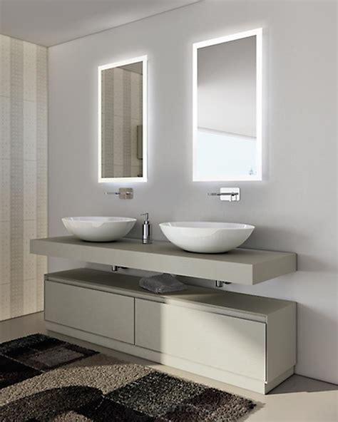 bagno con due lavandini prodotti categoria arredo bagno immagine bagno con