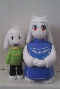 i want all the undertale toys they look so cute