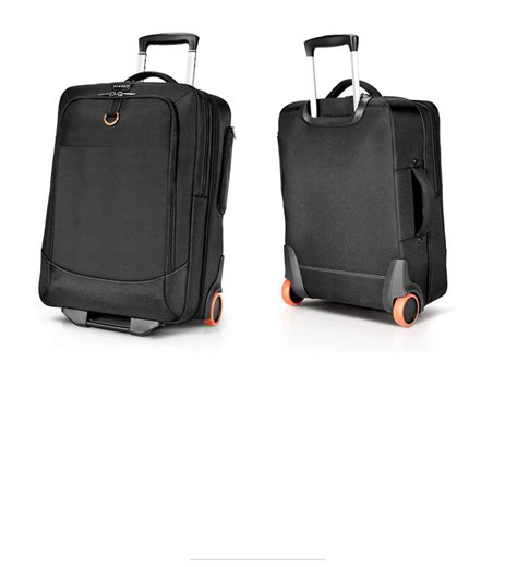 Everki Ekb420 Titan Koper Laptop Trolley buy everki ekb420 titan 15 6 quot to 18 4 quot laptop trolley bag at evetech co za