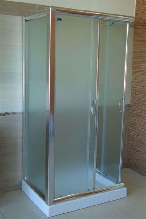 box doccia 70x90 3 lati box doccia 3 lati vetro opaco o trasparente in pi 249 misure hd