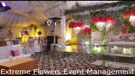 beautiful wedding entrance design  wedding party