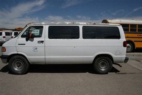1994 dodge b350 sell used 1994 dodge ram wagon b350 in king city