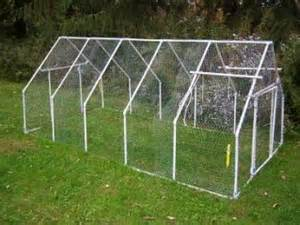 pvc greenhouse plans your step to gardening