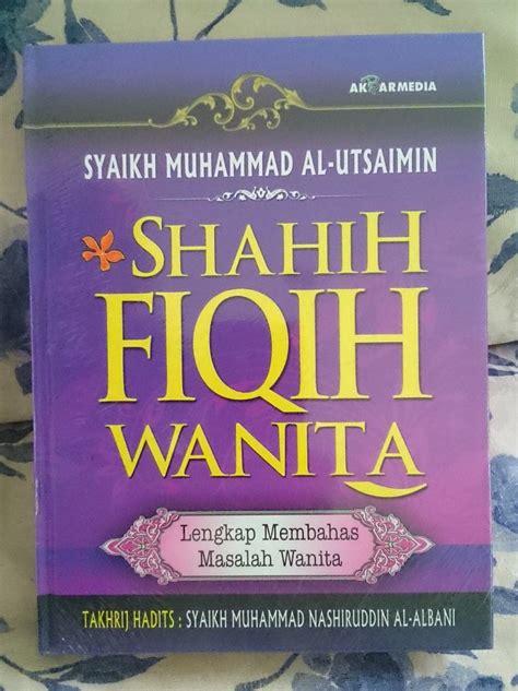 Buku Wahai Muslimah Inilah Doamu resensi buku para muslimah memerlukan kitab ini shahih