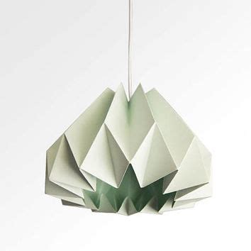 Origami Paper L Shade - shop origami paper l shades on wanelo