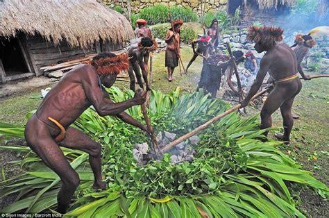 Paling Laris Bakar Batu 6 fakta lembah baliem papua yang jarang orang tahu