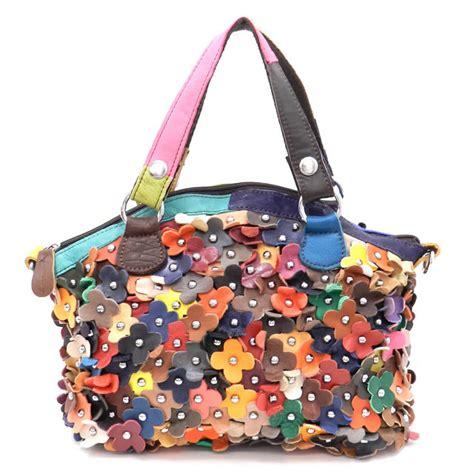 Wallet Bag Flower Walletbag Flower pp5900 genuine leather multi flower handbags fashion world