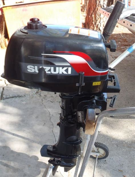 Suzuki 2 5 Outboard For Sale Suzuki 5 Hp Outboard