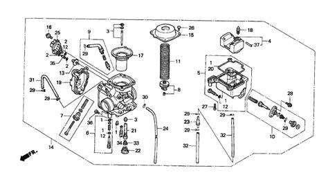 1998 honda foreman 400 wiring diagram 37 wiring diagram