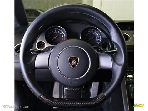 2009 lamborghini gallardo lp560 4 coupe steering wheel