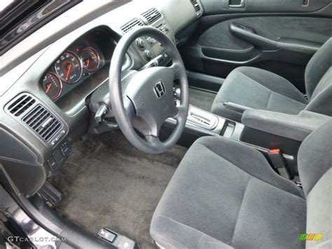 2004 Honda Civic Lx Interior by 2004 Honda Civic Lx Coupe Interior Color Photos Gtcarlot