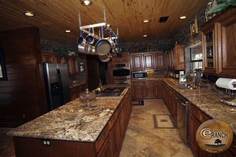 lodge kitchen hunting lodge kitchen at texas elk hunting photos texas