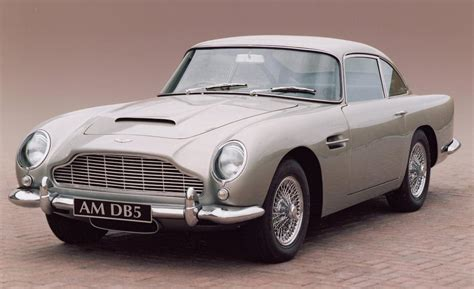 Aston Martin Db 5 by Car And Driver