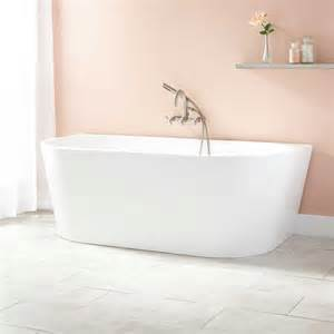 Bathroom Freestanding Tubs Arrington Acrylic Freestanding Tub Bathroom