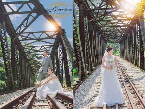 7 Romantic & Unique Wedding Photoshoot Locations In