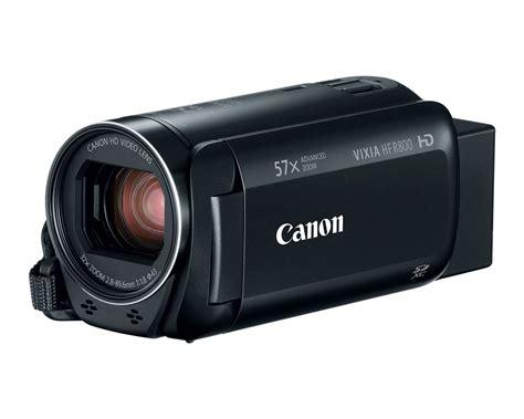 canon vixia hf  mp camcorder kit black