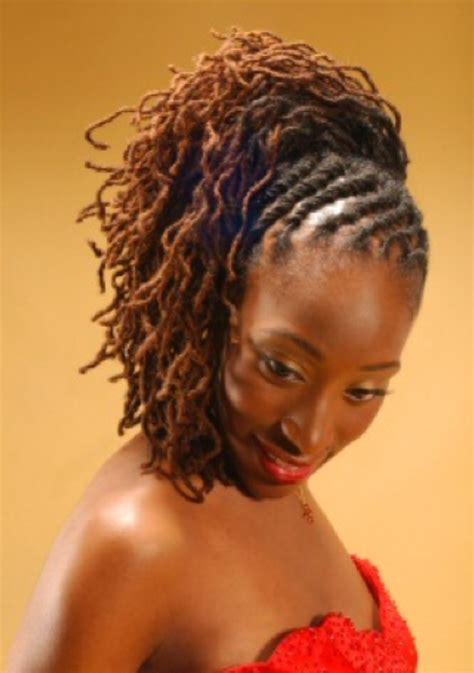 loc hairstyles for women natural locs updo hairstyles