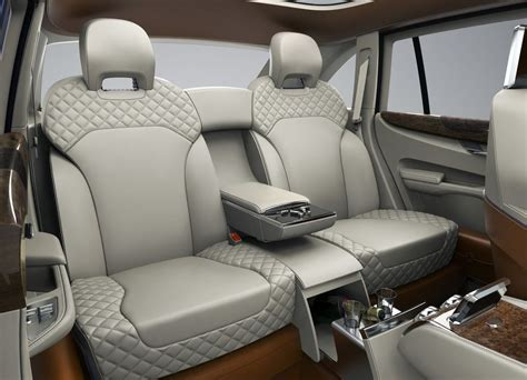 suv with most leg room bentley exp 9f crossover suv concept leg room