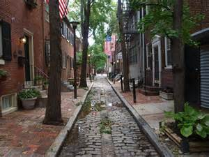 oldest in philly streets of boston in the fall 500x461 cityporn