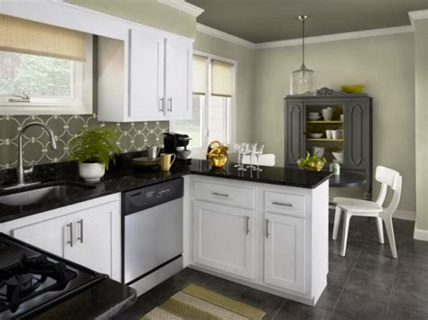 Wall Paint Colors For Kitchen Cabinets Color Schemes For Kitchens With White Cabinets