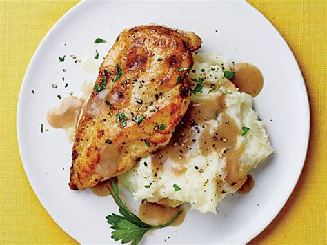 Pictures Of Mashed Potatoes And Gravy