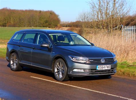Volkswagen Passat Estate volkswagen passat estate 2015 photos parkers