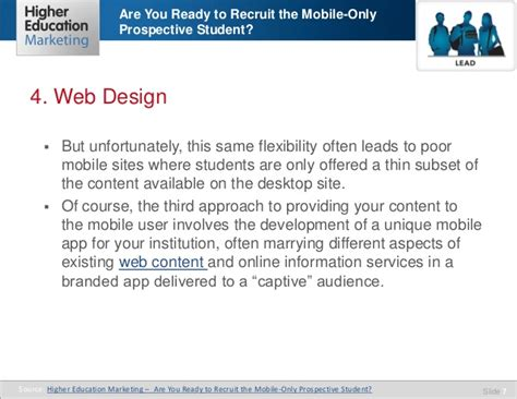 visitor pattern advantages are you ready to recruit the mobile only prospective student