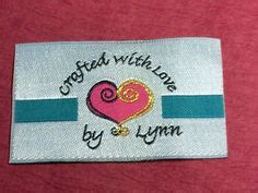 Personalized Tags For Handmade Items - custom woven labels for handmade items on