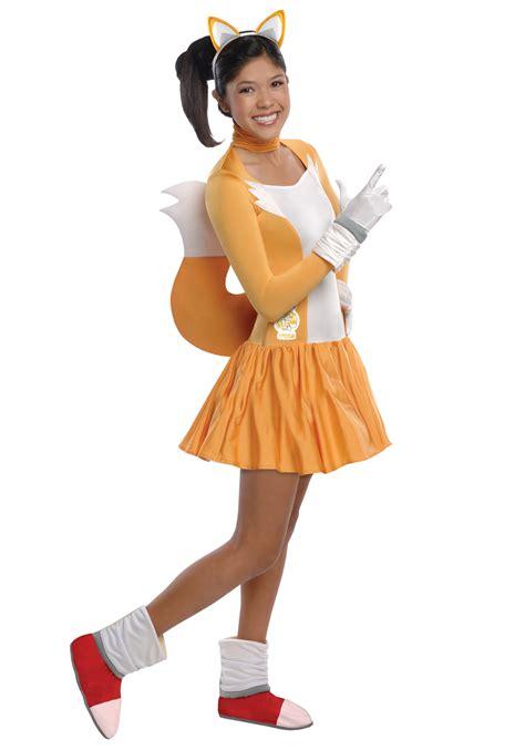 halloween costumes for teen girls teen girls tails dress costume