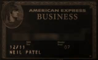 amex black card business american express centurion once you go black you never go back