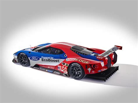 Ford Returning to Le Mans in 2016 with All New Ford GT, Marking 50th Anniversary of 1966 Victory
