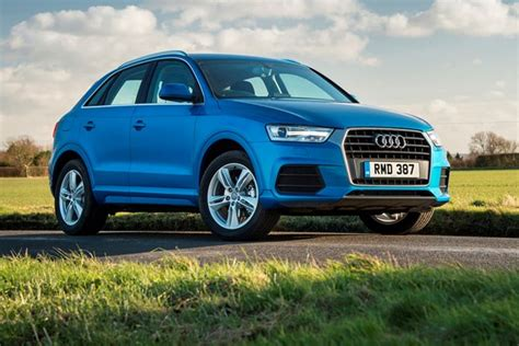 used audi q3 price audi q3 estate from 2011 used prices parkers