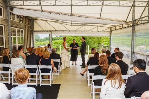 peninsula ridge winery intimate weddings small wedding