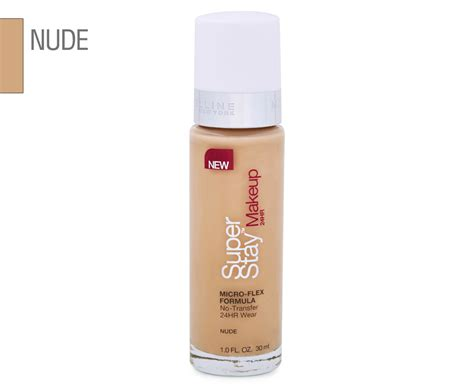 Maybelline Superstay 24hr Foundation Maybelline Superstay 24 Hour Foundation 30ml Ebay