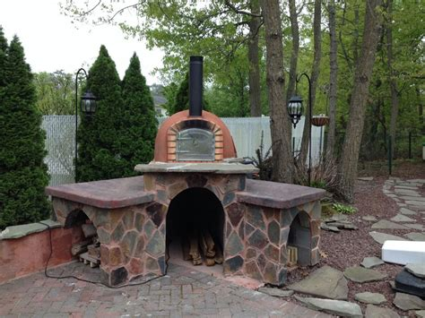 pizza oven backyard outdoor pizza oven pictures