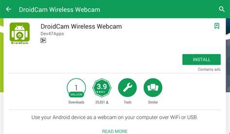 cara membuat aplikasi online shop di blackberry cara membuat webcam menggunakan kamera android mudah