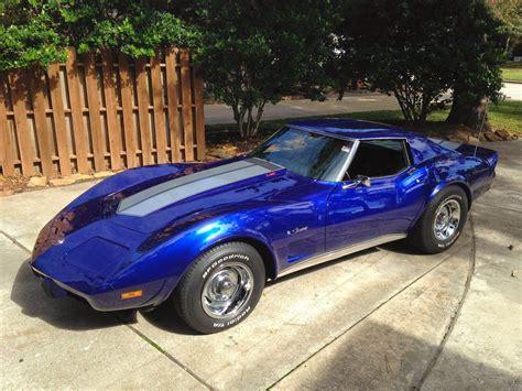 1975 chevrolet corvette stingray for sale 37 used cars from 6 325 1975 chevrolet corvette stingray 4 speed manual for sale american cars