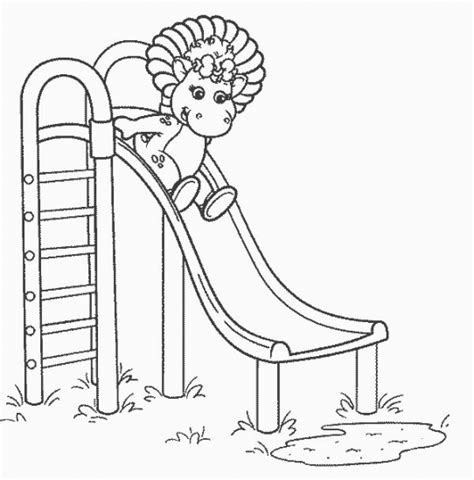 coloring book album link barney free coloring pages