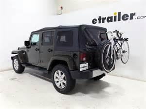 Bike Rack Jeep Wrangler Unlimited Hrsr2