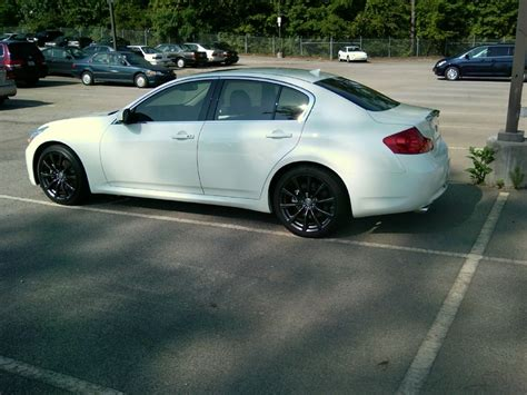 infiniti g37 with rims g37 coupe rims mounted new pics on page 5 page 5